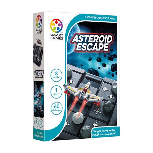 Логическа игра - Астероидно бягство